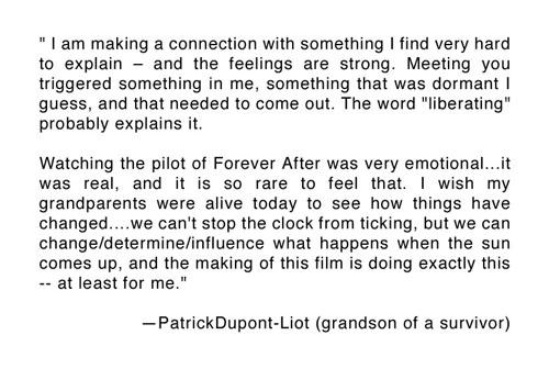 Holocaust survivor inspirational quotes